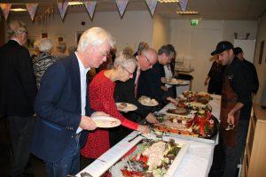 Senioren vieren 10-jarig bestaan seniorenappartementen Sleijeborgh Sliedrecht